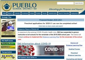 Pueblo School District 60