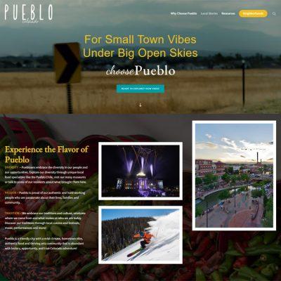 Choose Pueblo, Colorado